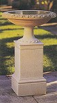 REGEENCY BIRD BATH/C500